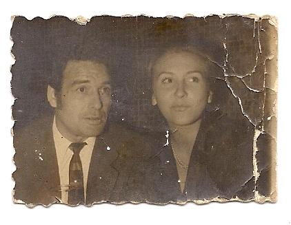 Jorge Mistral and me