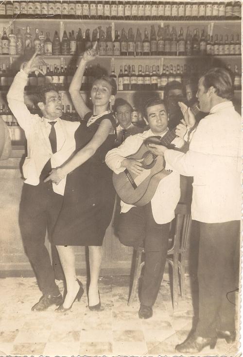 Dancing Flamenco in Seville