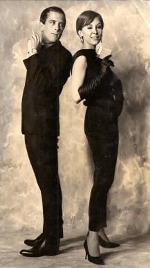 Tom Pressman and Ludmila