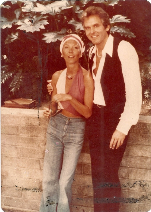 Jeff Cooper ( Caliman) and Ludmila