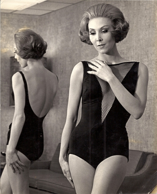 Ludmila In the sixties it was a big scandal wen this bathing suit came out